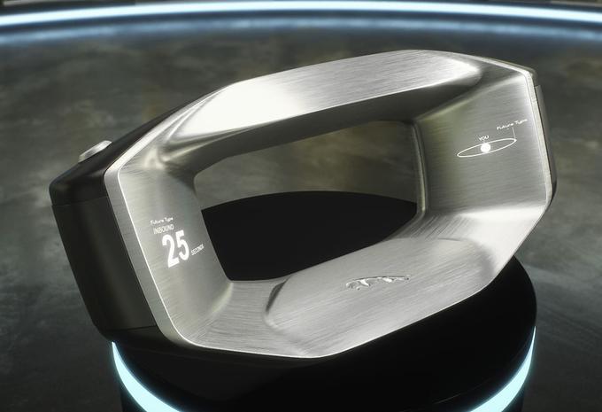 Jaguar Sayer is het stuur van de toekomst #1
