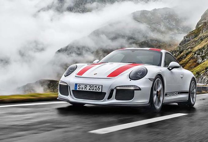Porsche : une 911 R pour tout le monde ? #1