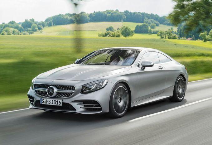 Mercedes Classe S Coupé et Cabrio : comme la berline, aussi en AMG #1