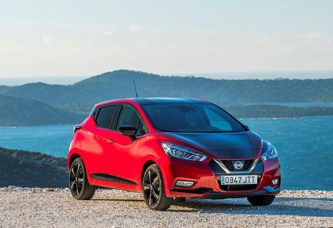 Nissan Micra: nieuwe benzinemotor #1