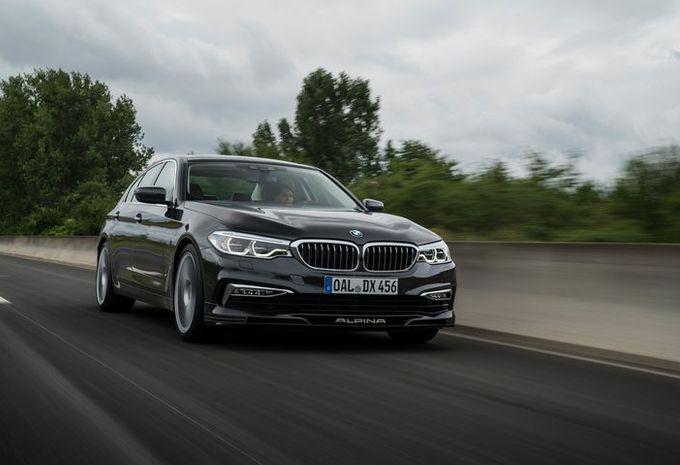 Nouveaux modèles / BMW Alpina D5 S : Diesel ultrarapide