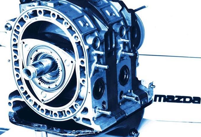 Mazda : oui au moteur rotatif ! #1