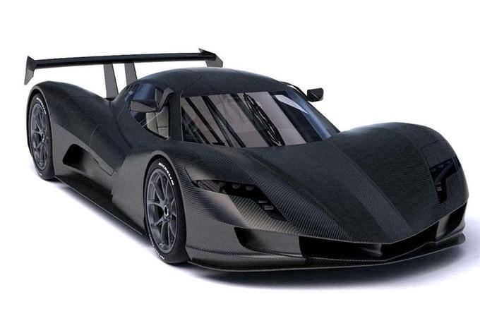 Aspark Owl: Japanse supersportwagen met 1.000 pk #1