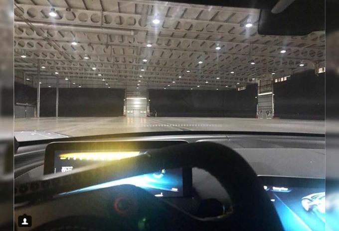 Mercedes dévoile la Project One
