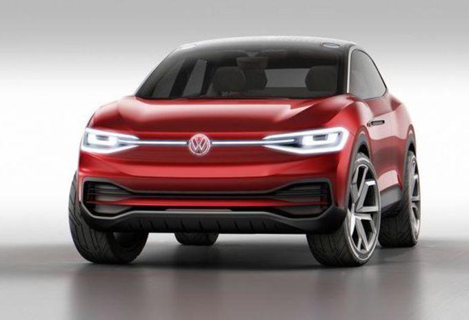 Volkswagen I.D. Crozz II : version 2.0 #1