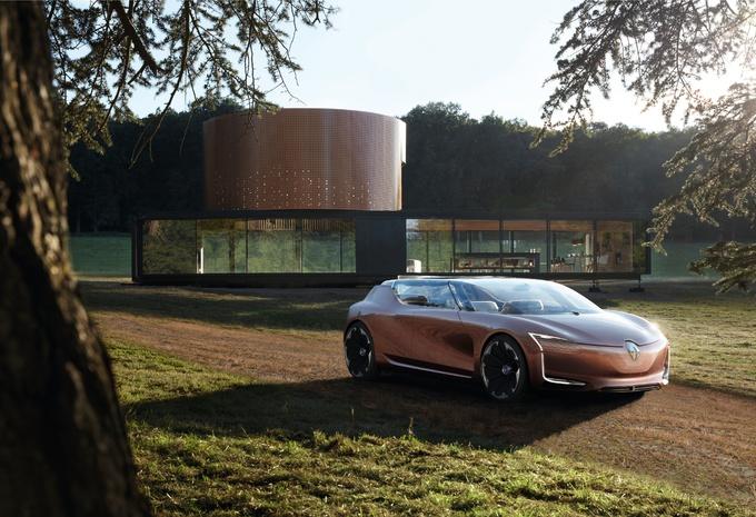 Renault Concept Symbioz Qu Est Ce Qu Une Voiture Peut Apporter De