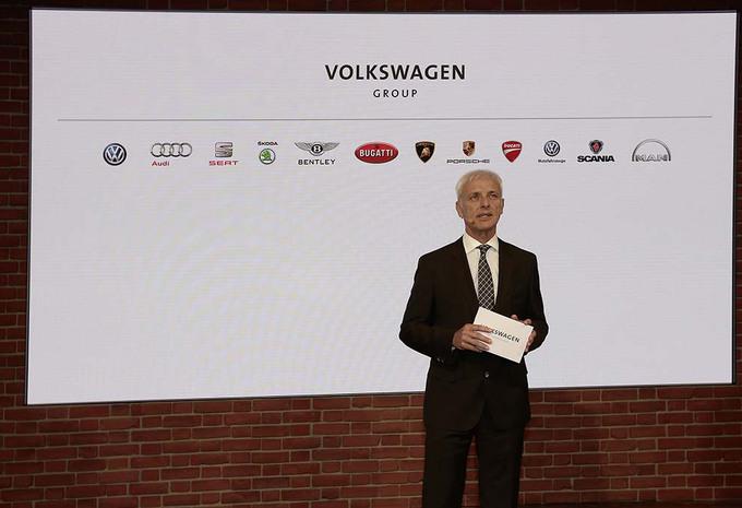 Toutes les Volkswagen auront une version électrifiée d'ici 2030 — Salon de Francfort