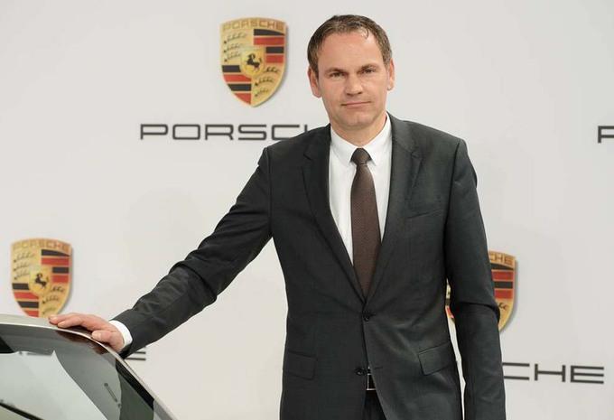 Voici le nouveau Porsche Cayenne Turbo (2017)