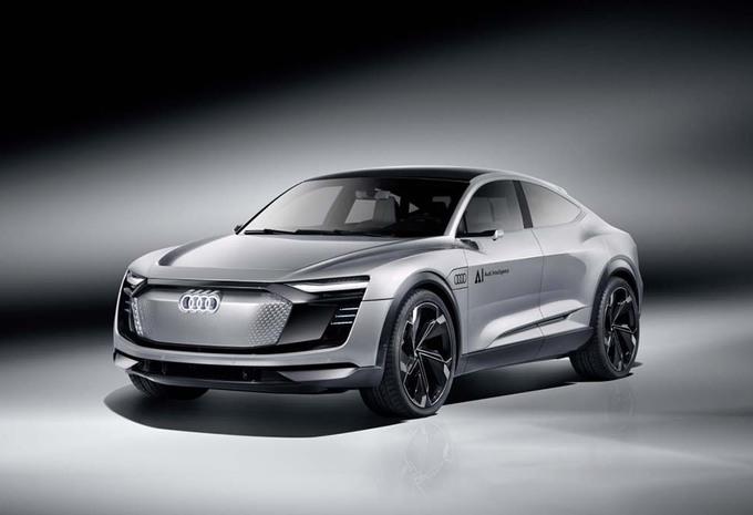 Audi Elaine et Aicon : des concepts cars très autonomes