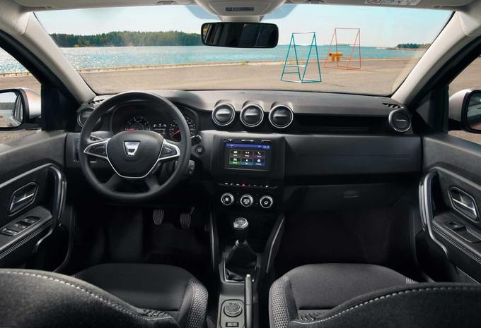 Dacia Duster toont zijn interieur - AutoGids