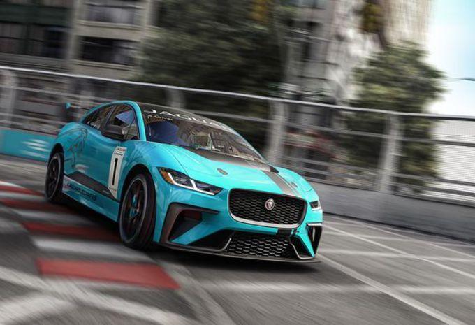 Jaguar I-Pace eTrophy : compétition électrique #1