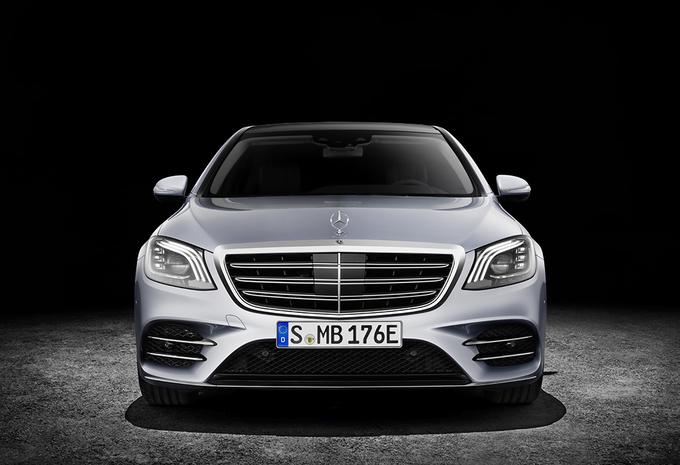 Mercedes S-Klasse nu ook als S560e Plug-in Hybrid #1