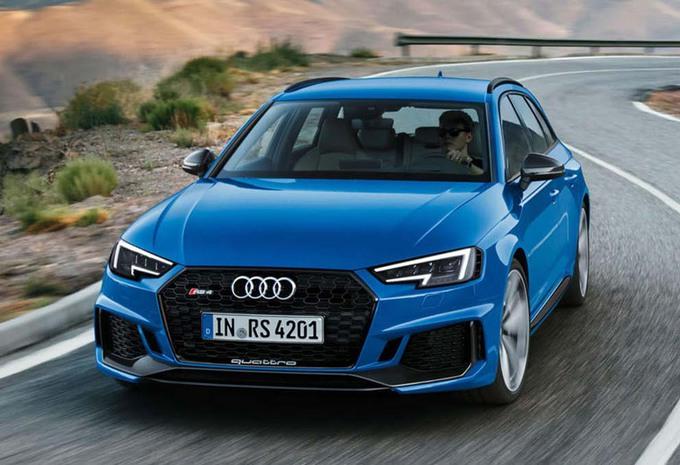 Audi RS Avant The Beast Is Unloaded Main Info - Audi rs4