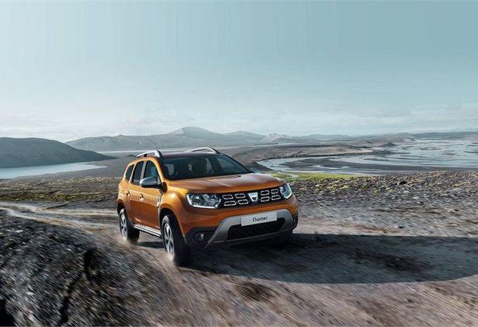 Dacia Duster : tout frais tout beau #1