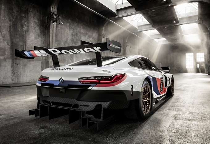 Met deze M8 GTE keert BMW terug naar Le Mans