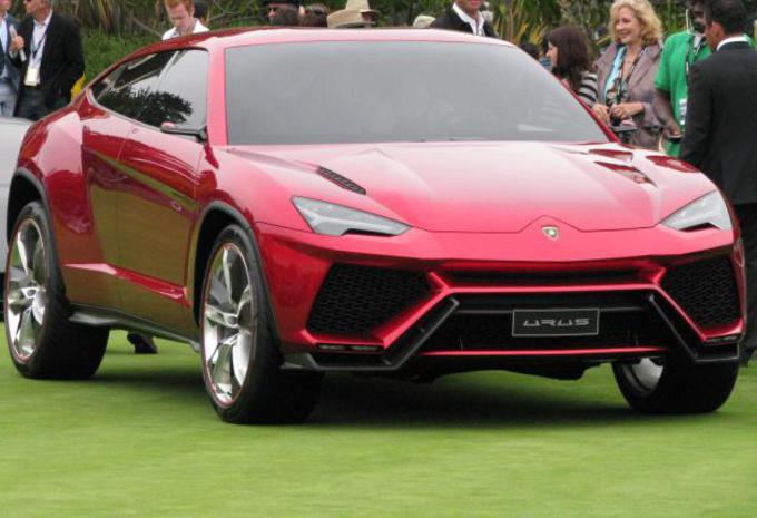 Lamborghini Urus verwacht op 4 december #1