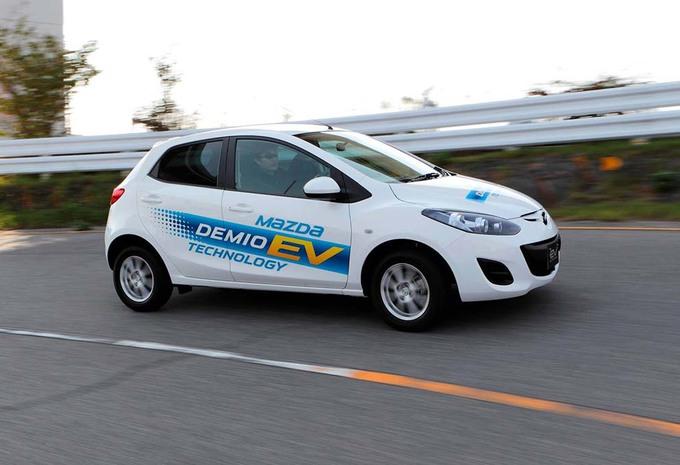 Mazda : toutes électriques en 2030 #1