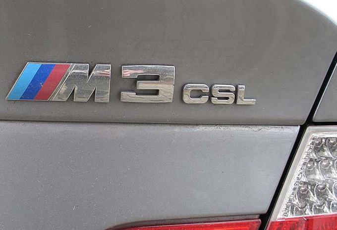 BMW : Retour confirmé des CSL #1