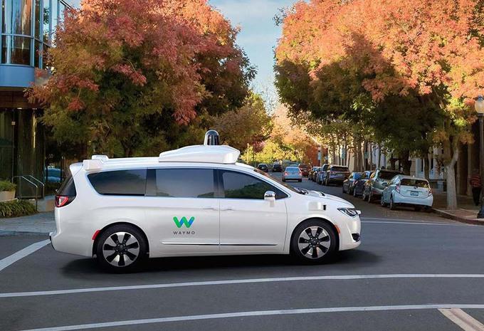 Google en Intel werken samen aan autonome mobiliteit #1