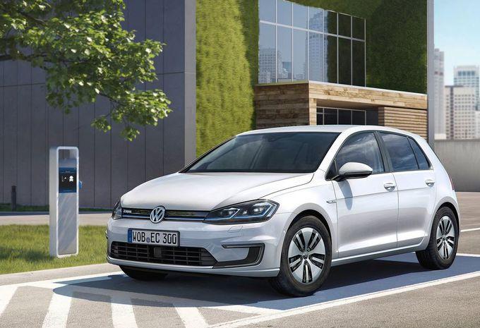 VW : le sort de l'e-Golf est scellé #1