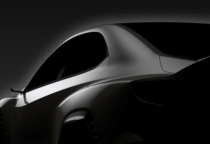 Subaru stoeit met VIZIV Performance Concept  #1