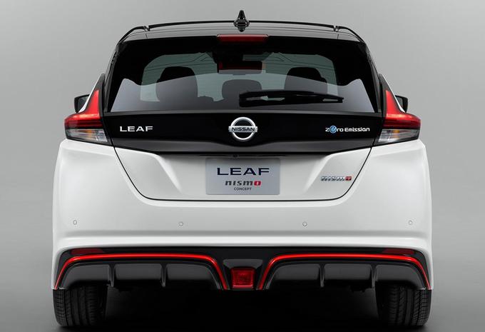 Nissan Leaf krijgt Nismo-versie - UPDATE #1