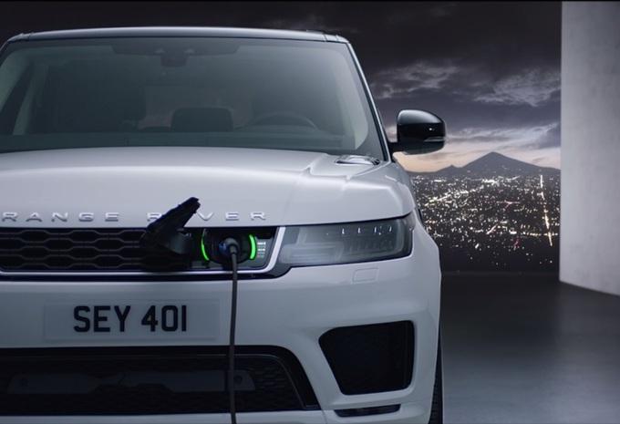 VIDÉO - Range Rover Sport P400e : hybride rechargeable #1