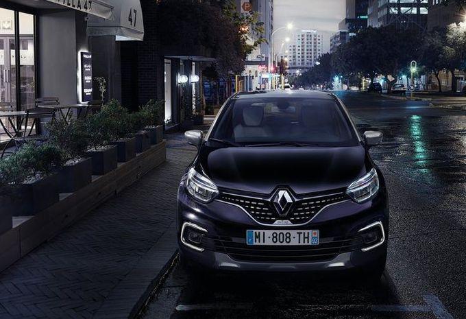 Renault : bientôt un « Grand Captur » ?  #1