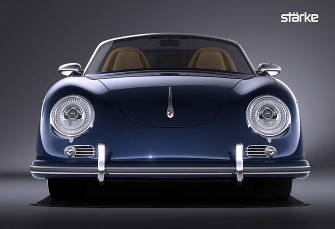 Porsche 357 Speedster : Boxster en mode 356 #1