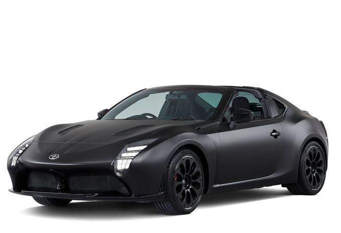 Toyota HV Sports Concept : l'hybride passion ? #1