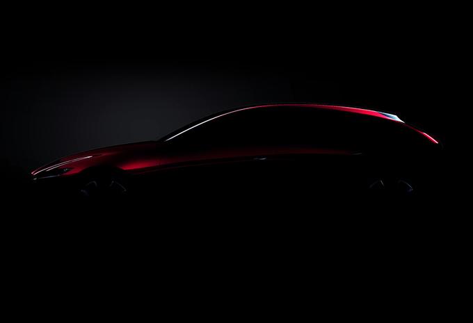 Mazda met twee verrassende concepts naar Autosalon Tokio #1