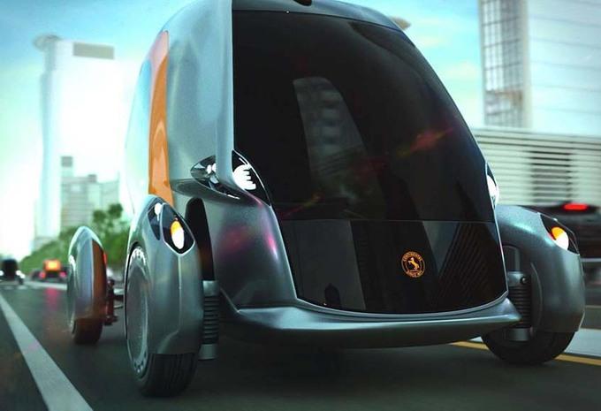 VIDEO – Bee Concept : la mobilité de demain signée Continental #1