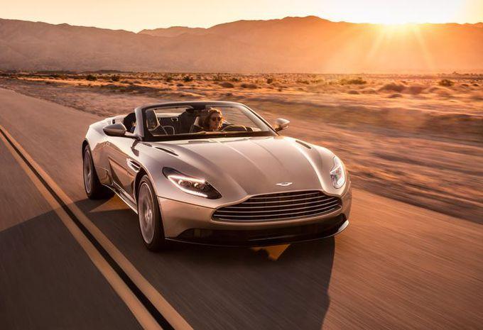 Aston Martin DB11 ook als open Volante #1