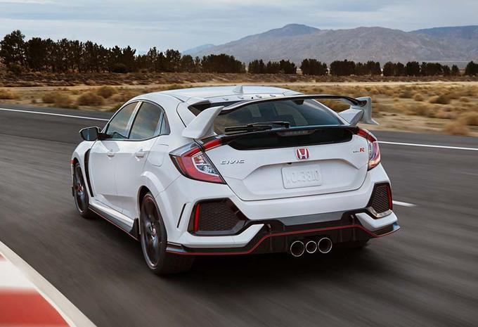 Honda Civic Type-R : bientôt une version plus sage ? #1