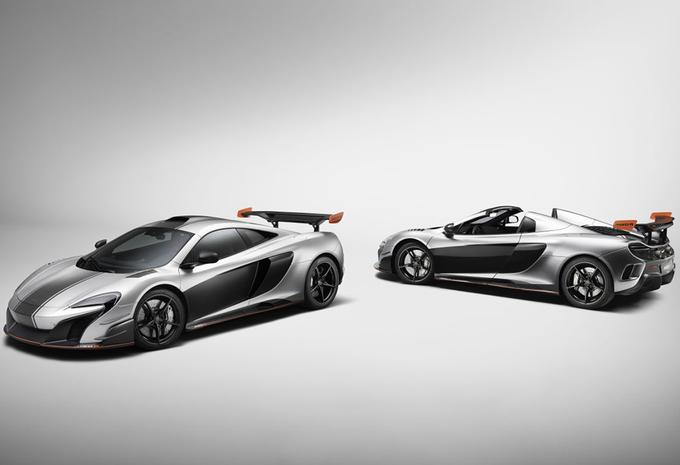 MSO R is geen McLaren 675 LT #1