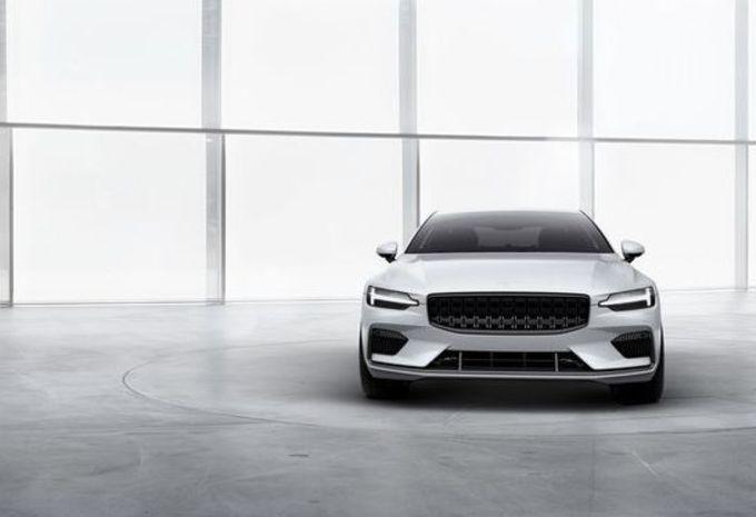 Polestar: eerste model is een coupé #1