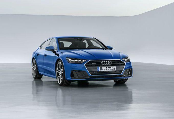 Audi A7 Sportback : hautement technologique #1