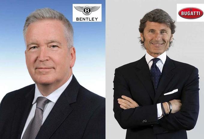 Bentley et Bugatti ont de nouveaux patrons #1