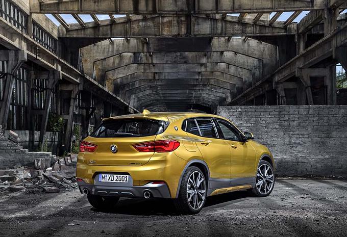 BMW X2: het avontuur gaat verder #16