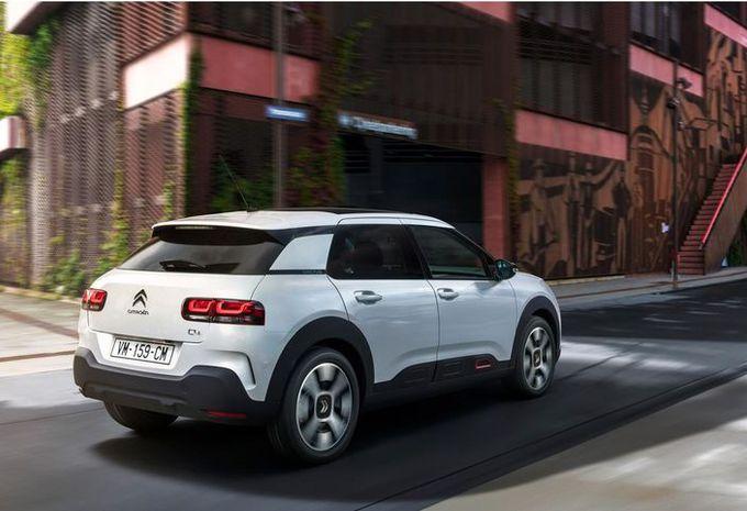Vernieuwde Citroën C4 Cactus verliest Airbumps #1