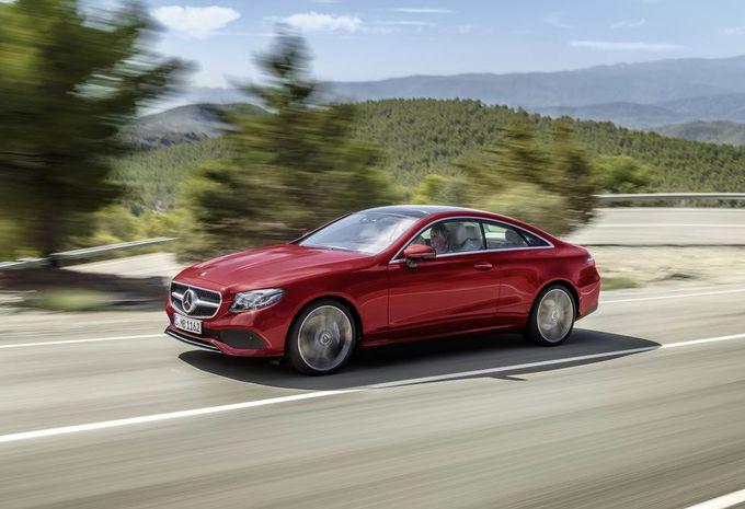 La Mercedes Classe E se convertit au 48 V #1