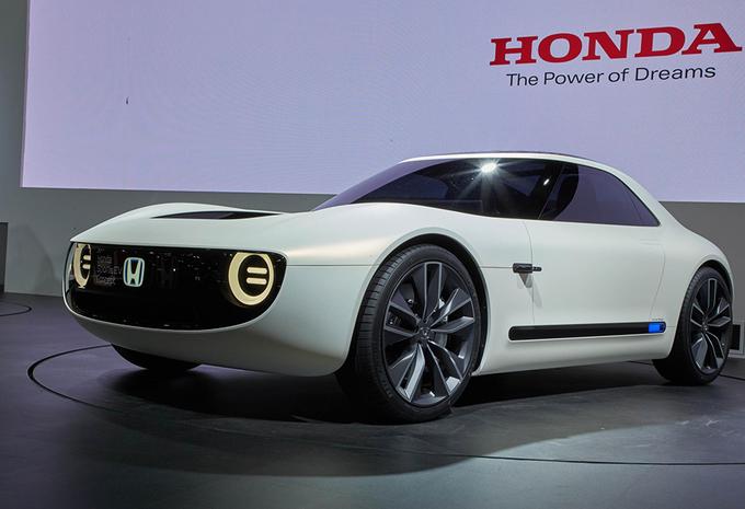 Honda EV : future famille nombreuse ? #1