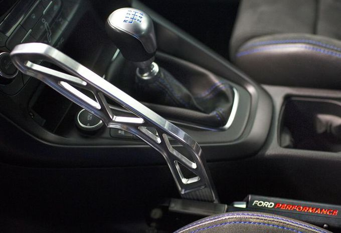 Un drift stick pour la Ford Focus RS
