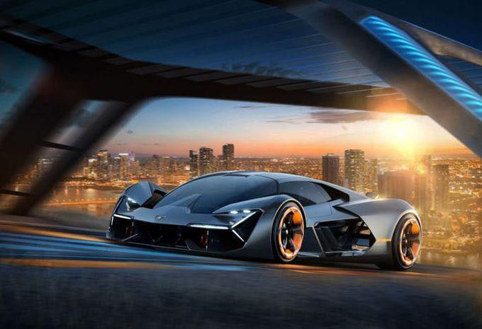 Lamborghini Terzo Millennio : 100 % électrique #1