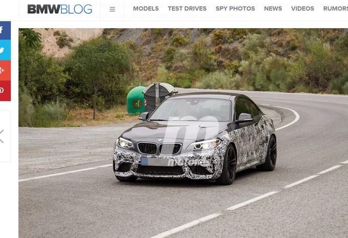 BMW M2 : place à la version Competition #1
