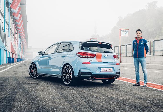 Hyundai i30 N Thierry Neuville Limited Edition is gratis #1