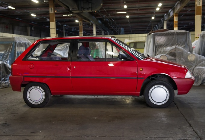 Citroën Héritage: veiling voor liefhebbers #1