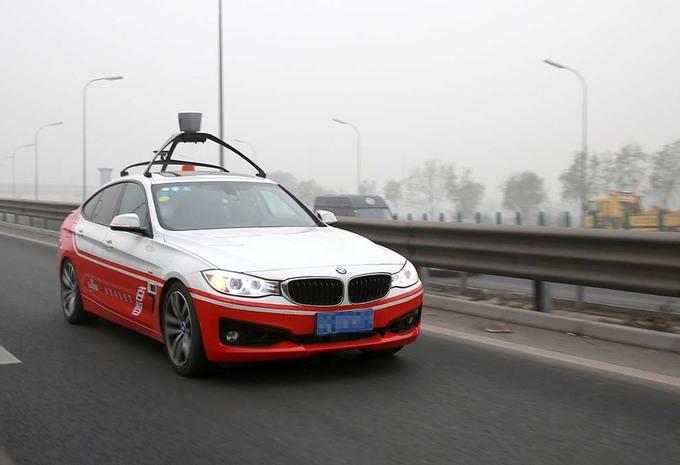Baidu : Des voitures autonomes en masse en 2019 #1
