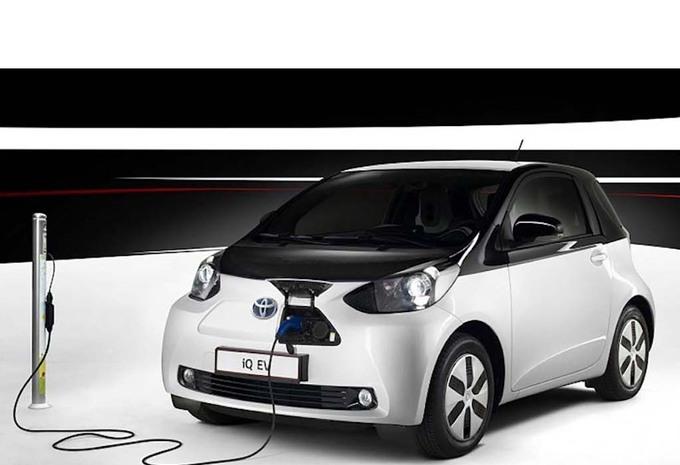 Toyota: einde van de verbrandingsmotor in 2050 #1