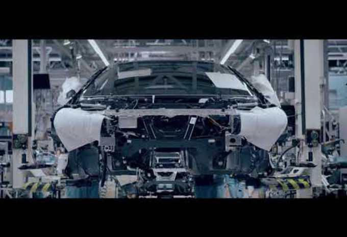 BMW i8 Roadster geeft zich steeds meer bloot op het internet #1